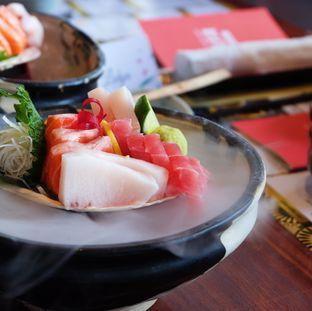 Foto 4 - Makanan(Sashimi 3 Kinds) di Enmaru oleh Claudia @claudisfoodjournal