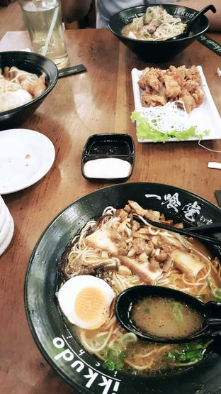 Foto review Ikkudo Ichi oleh Maria Sartika 1