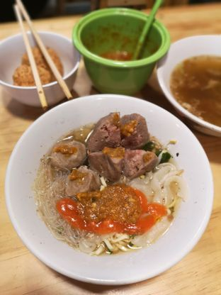 Foto 1 - Makanan di Bakso Rusuk Samanhudi oleh om doyanjajan