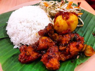 Foto Makanan di Java Kitchen