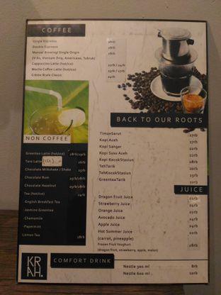 Foto 5 - Menu di KRAH Coffee & Cuisine oleh Saya Laper