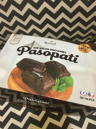 Foto review Kue Balok Brownies Pasopati oleh Prido ZH 2