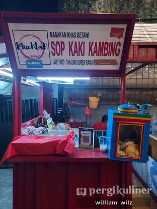Foto review Sop Kambing Pak Muchtar oleh William Wilz 3