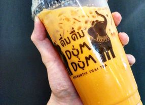 5 Thai Tea Enak di Jakarta yang Sedang Booming untuk Puaskan Dahaga
