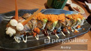 Foto 6 - Makanan(jumbo dragon roll) di Sushi Tei oleh Audry Arifin @thehungrydentist