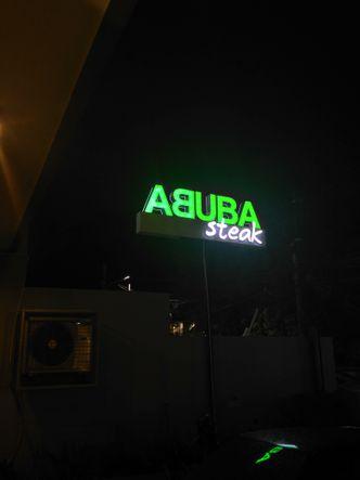 Foto Eksterior di Abuba Steak