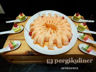 Foto review Harris Cafe - Harris Hotel & Conventions Sentul City oleh Vera Arida 4