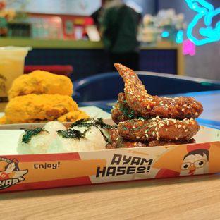 Foto review Nyayap oleh Asahi Asry    @aci.kulineran  1