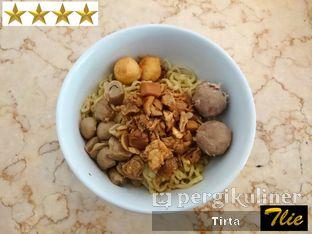 Foto 1 - Makanan di Bakmi Golek oleh Tirta Lie