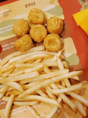 Foto 1 - Makanan(Spicy Chicken Bites & Fries) di McDonald's oleh Kezia Kevina