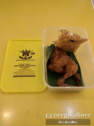 Foto 1 - Makanan(Ayam goreng (take away)) di Ayam Kremes Kraton oleh UrsAndNic