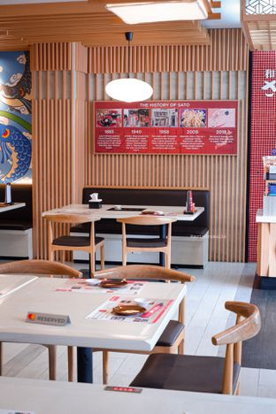 Foto 31 - Interior di Washoku Sato oleh Indra Mulia