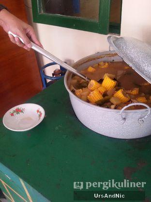 Foto 11 - Makanan(Sayur asem) di Warung Mak Dower oleh UrsAndNic