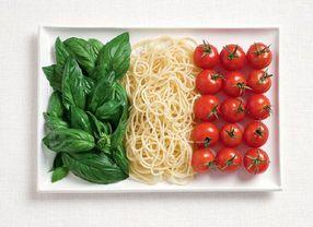 Kreatif! Makanan Disulap Jadi Bendera Negara-Negara di Dunia