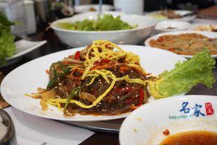 Foto 6 - Makanan(Japchae) di Myeong Ga Myeon Ok oleh Elvira Sutanto