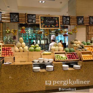 Foto review Satoo Garden Restaurant & Lounge - Hotel Shangri-La oleh Darsehsri Handayani 31