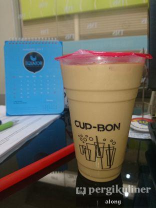 Foto 5 - Makanan(Cincau Taro Caramel) di Cup Bon oleh #alongnyampah