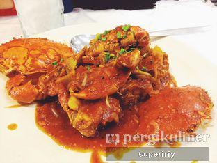 Foto 1 - Makanan(Kepiting saus padang) di Layar Seafood oleh @supeririy
