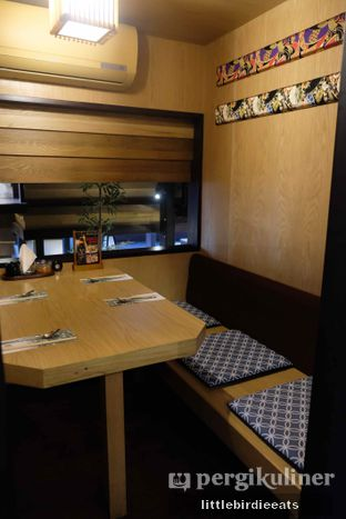 Foto 12 - Interior di Okuzono Japanese Dining oleh EATBITESNAP // Tiffany Putri