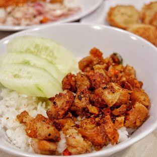 Foto - Makanan(Nasi Babi Cabe Bawang) di Samcan Goreng Epenk oleh David Sugiarto