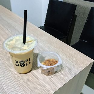 Foto review Kopi Wolu oleh Della Ayu 3