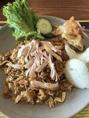 Foto 2 - Makanan(Nasi Goreng Kampung) di Sate & Seafood Senayan oleh dishwasher