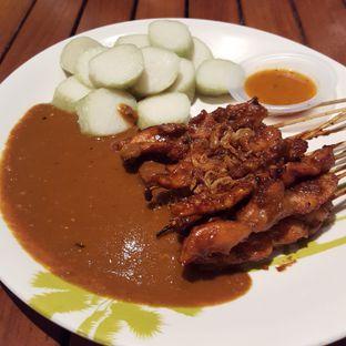Foto 1 - Makanan di Sate Ayam & Kambing Megaria oleh dian setianingrum
