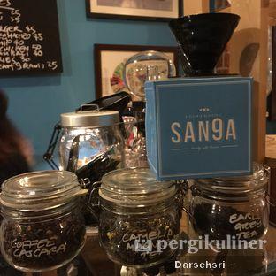 Foto 1 - Interior(Varian Kopi) di San9a Coffee oleh Darsehsri Handayani