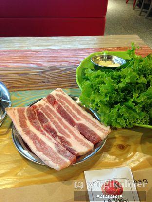 Foto 1 - Makanan(Samgyeopsal) di Magal Korean BBQ oleh zizi
