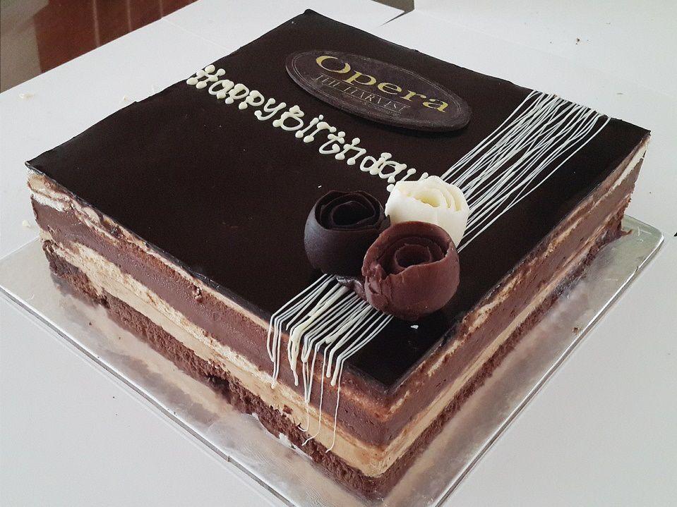 7 Kue Cokelat Enak Yang Populer Di Dunia Pergikuliner Com