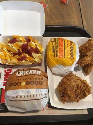 Foto 2 - Makanan di Burger King oleh RI 347 | Rihana & Ismail