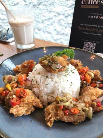 Foto Makanan di Hakuna Matata