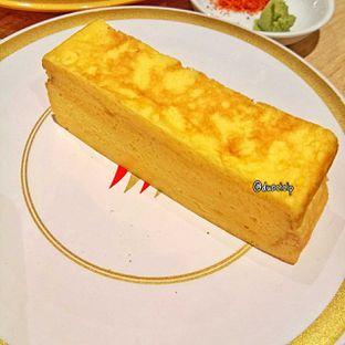 Foto 3 - Makanan(Atsuyaki Tamago) di Kappa Sushi oleh duocicip