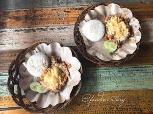 Foto review Geprek Bensu oleh Foodies Story 1