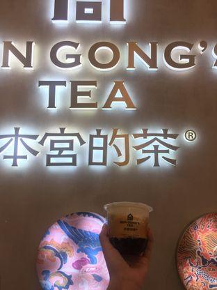 Foto 7 - Interior di Ben Gong's Tea oleh @Itsjusterr