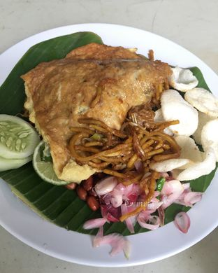 Foto 5 - Makanan(Mie Aceh Goreng Daging) di Waroeng Aceh Kemang oleh Santap Bertiga