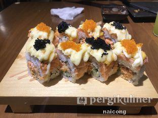 Foto 8 - Makanan di Sushi Matsu - Hotel Cemara oleh Icong
