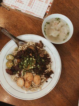 Foto 1 - Makanan(Mie Special Pangsit) di Mie Onlok Palembang oleh Vanessa Agnes