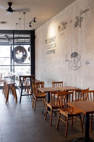 Foto 6 - Interior di J.CO Donuts & Coffee oleh yudistira ishak abrar