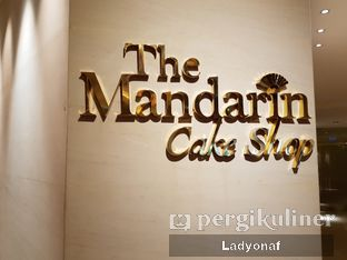Foto 10 - Interior di Mandarin Oriental Cake Shop - Mandarin Oriental Hotel oleh Ladyonaf @placetogoandeat