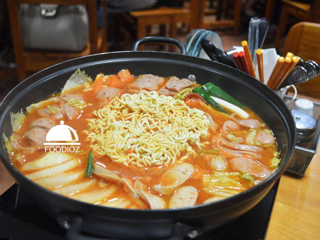 6 Restoran Korea Di Senopati Yang Harus Banget Kamu Coba Saos