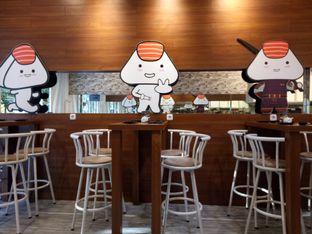Foto 8 - Interior di Sushi Man oleh @duorakuss