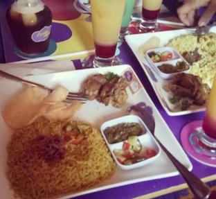Foto 2 - Makanan di Arabian Nights Eatery oleh Mulya Adhimara