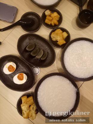 Foto 1 - Makanan di Bubur Hao Dang Jia oleh @NonikJajan