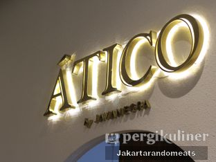 Foto 1 - Interior di Atico by Javanegra oleh Jakartarandomeats