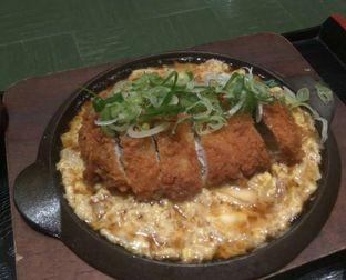 Foto 1 - Makanan(Chicken Katsudon Set (IDR 55k)) di Kimukatsu oleh Renodaneswara @caesarinodswr