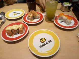 Foto review Genki Sushi oleh Ratu Aghnia 1