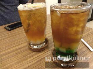 Foto 2 - Makanan(Ice Lychee Tea) di Asymmetric Games & Coffee oleh Nadia Sumana Putri