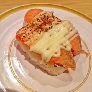 Foto 38 - Makanan(Tartar Salmon) di Kappa Sushi oleh duocicip