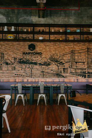 Foto review Haryono Kitchen Drink Station oleh Fikri Nyzar 7